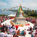 Stupa great victory